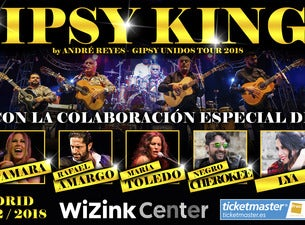 Gipsy Kings with André Reyes