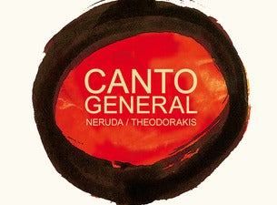 Canto General 2019