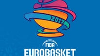 FIBA EuroBasket 2017: FRA-FIN, Evening Session 31.8.2017