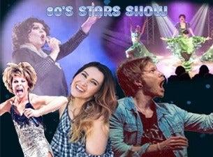 Suomen Musiikkiteatteri 80s Stars Show