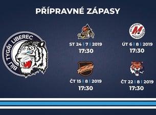 Bílí Tygři Liberec - Přípravné zápasy
