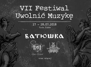 Festiwal Uwolnić Muzykę
