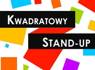 Kwadratowy Stand Up