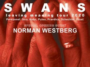 SWANS + Norman Westberg