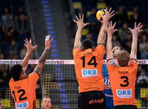 Volleyball comdirect Supercup