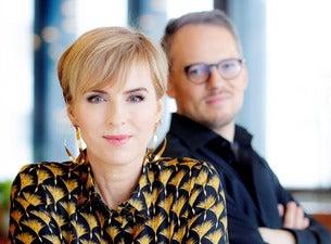 Silje Nergaard og Espen Berg