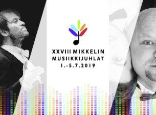 Mikkelin Musiikkijuhlat 2019