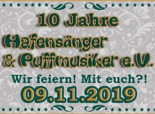 10 Jahre Hafensänger & Puffmusiker