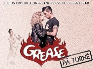 Grease - På Turné