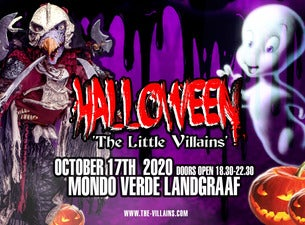 Halloween The Little Villains