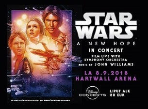 Star Wars Live In Concert