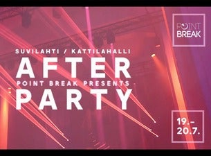 Point Break presents: Weekend Festival Official After Party