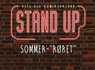 Standup Sommer-røret