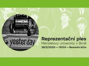 Reprezentační ples Mendelovy univerzity v Brně