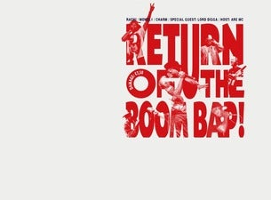 Return Of The Boom Bap!