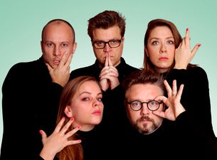 Impro Comedy Musical Show! m. Den Lalleglade Brigade & Specialklassen