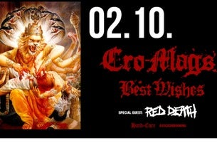 CRO-MAGS, Red Death