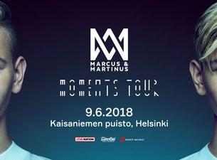 martinus og marcus musik