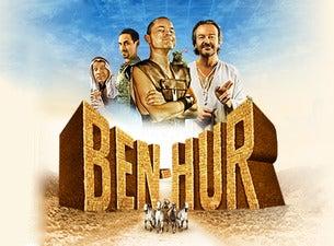 Ben-Hur, La Parodie !
