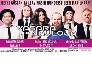 Suomen Musiikkiteatteri Vasara ja Nauloja LT
