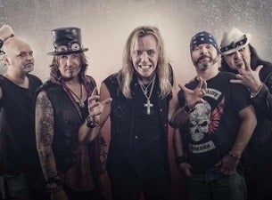 Pretty Maids + support