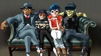 """Gorillaz - """"HUMANZ"""" VIP PACKAGE Experience"""