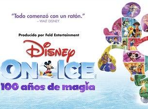Disney On Ice 100 Años de Magia