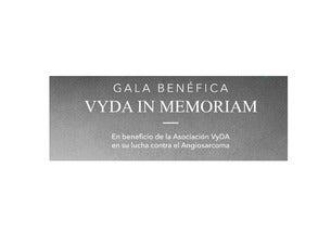 Gala Benéfica VyDA in Memoriam