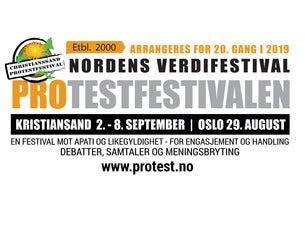 Protestfestivalen - OFFISIELL ÅPNING