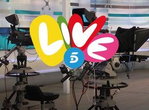 Telecinco Live Tour, Vive la Televisión