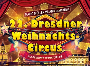 dresdner weihnachts circus tickets 2017 18 show. Black Bedroom Furniture Sets. Home Design Ideas