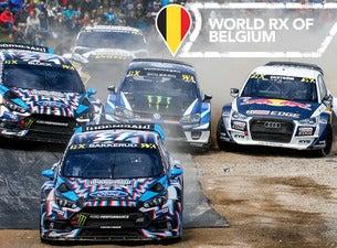 World RX Belgium