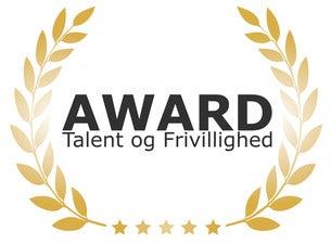 Talent- & Frivilligheds Award