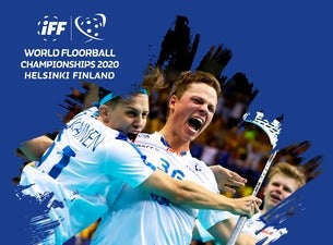 IFF Men's World Floorball Championships 2020