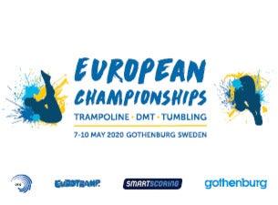 EM i trampolin 7-10 maj 2020