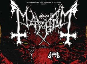 Mayhem + Gaahls Wyrd + Gost