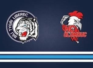 Bílí Tygři Liberec - HC Olomouc