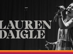 Lauren Daigle - Look Up Child Tour