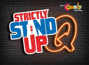 Strictly Stand Up - The English Night
