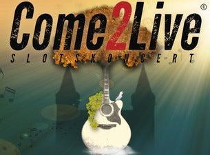 COME2LIVE 2020 - FRIJSENBORG SLOTSPARK