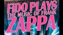 Fidoplayszappa - Dirty Fingers Tour 2017