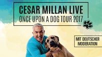 "Cesar Millan - ""Once Upon A Dog"" Tour 2017 | VIP-Tickets"