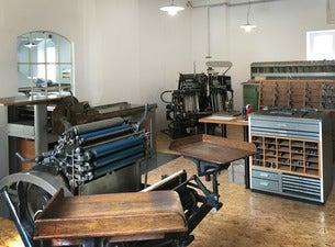 Letterpress-Schnupperkurs