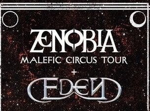 Zenobia + Eden