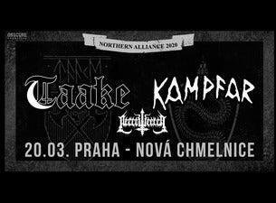 Taake, Kampfar, Necrowretch