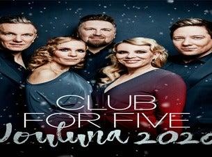 Club For Five: Jouluna 2020