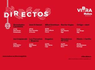 Directos Vibra Mahou - Galicia