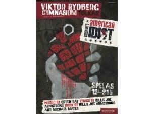 American Idiot - Maximteatern
