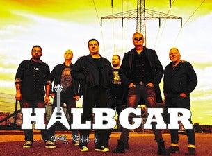 Halbgar in Concert