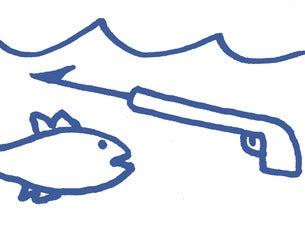Harpunfiskeri i Vorupør